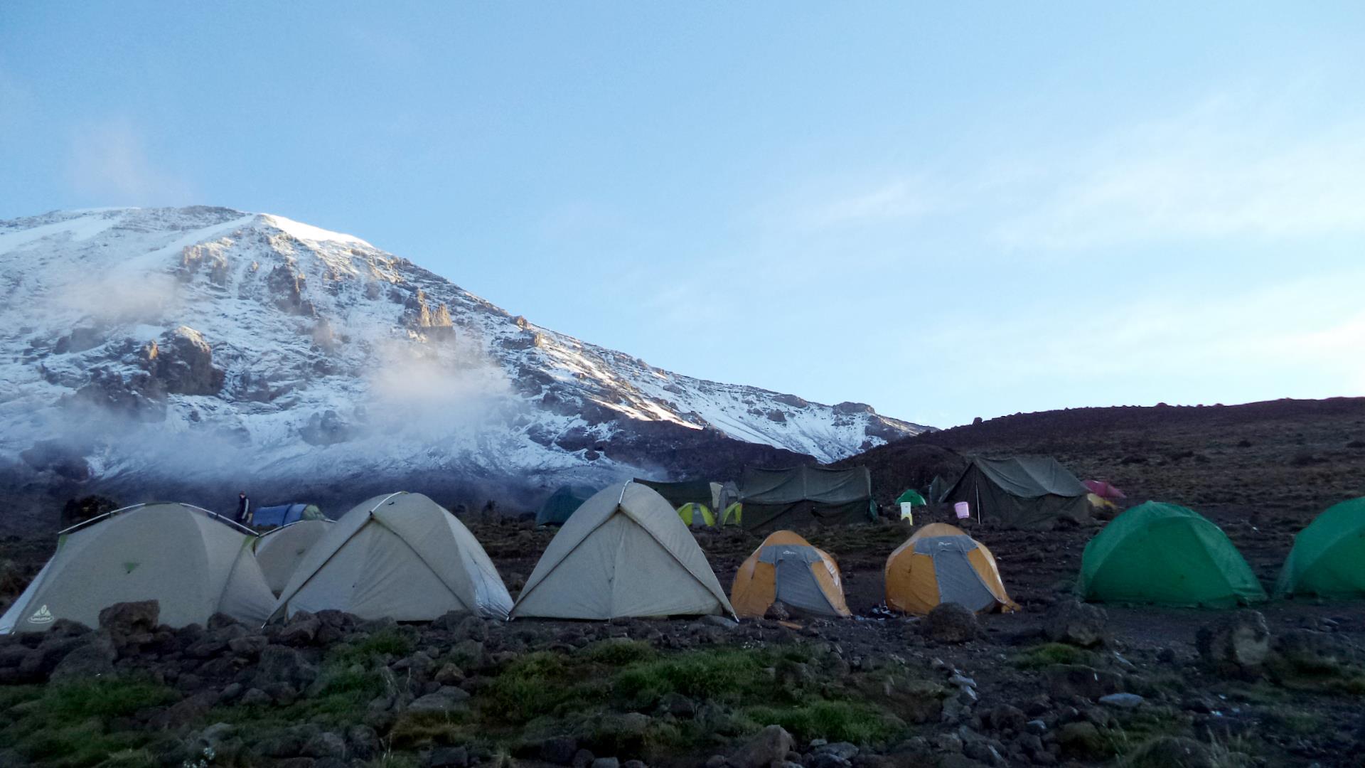 Camping Kili