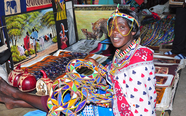 Maasai Market 1