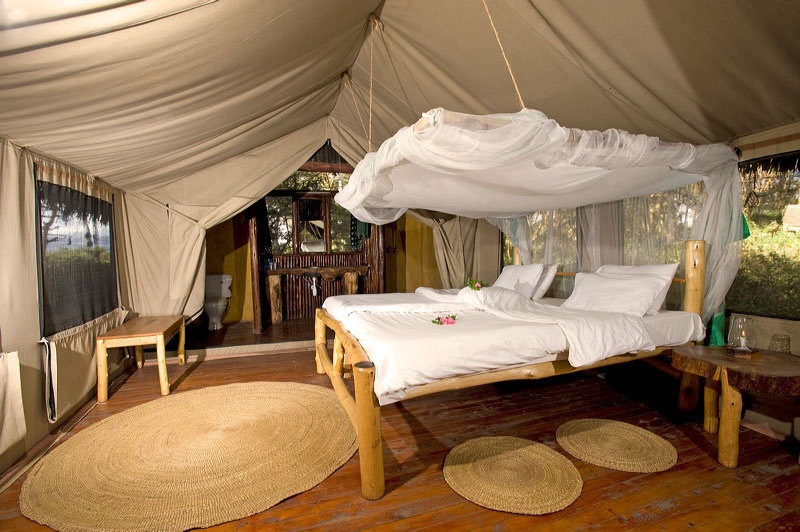 Tented Lodge