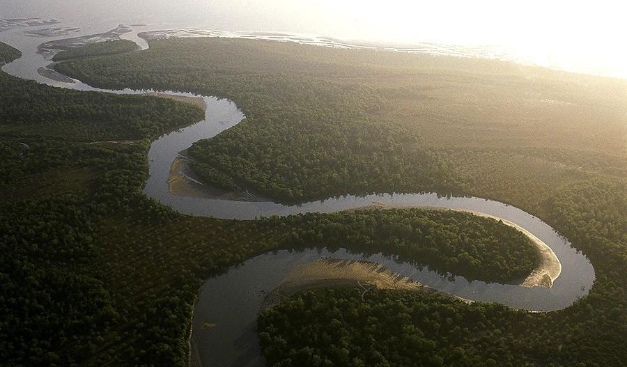 saadani river