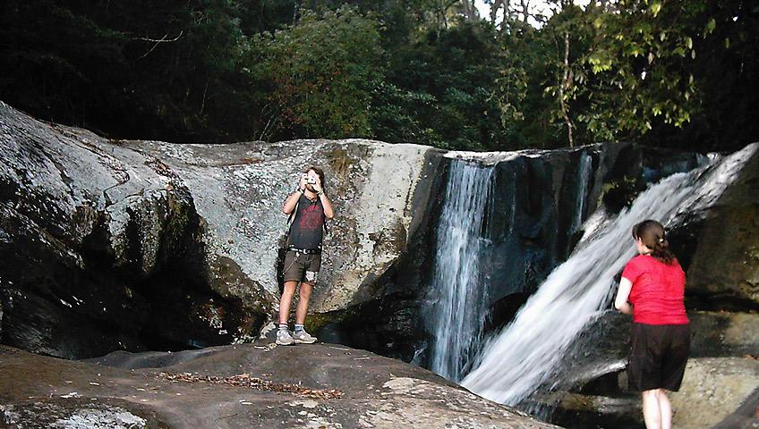 waterfalls udzungwa