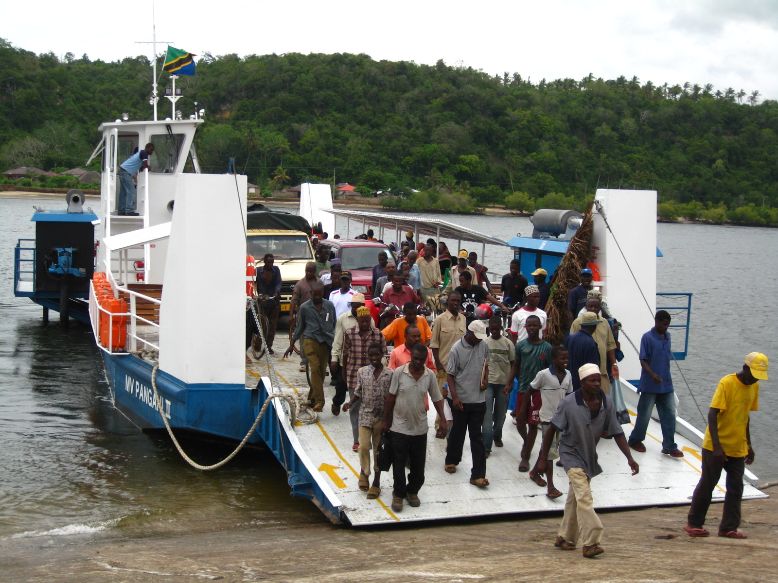 Ferry Pangani